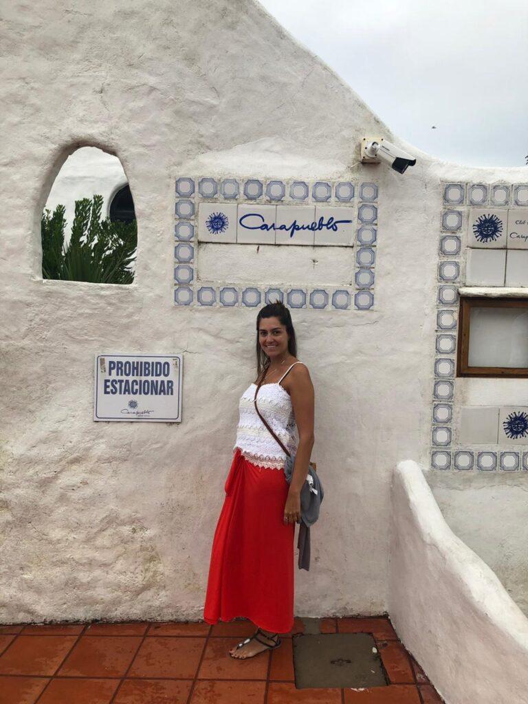 Porta da Casa Pueblo em Punta del Este