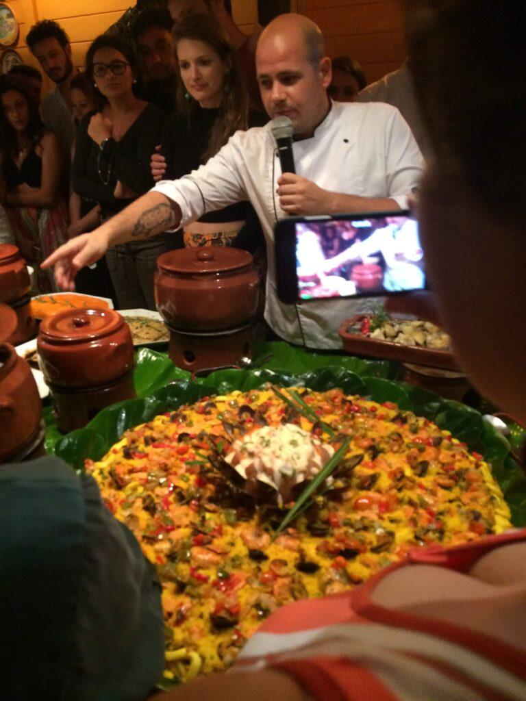 Festival do Zé Maria em Fernando de Noronha
