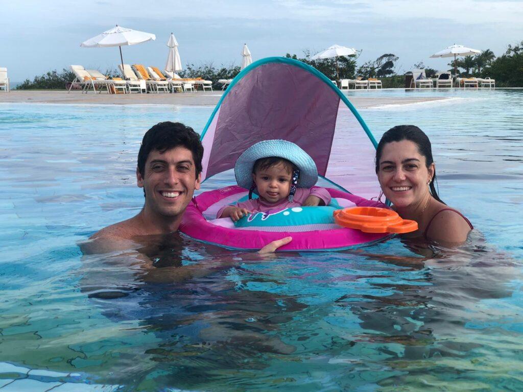 piscina do Club Med