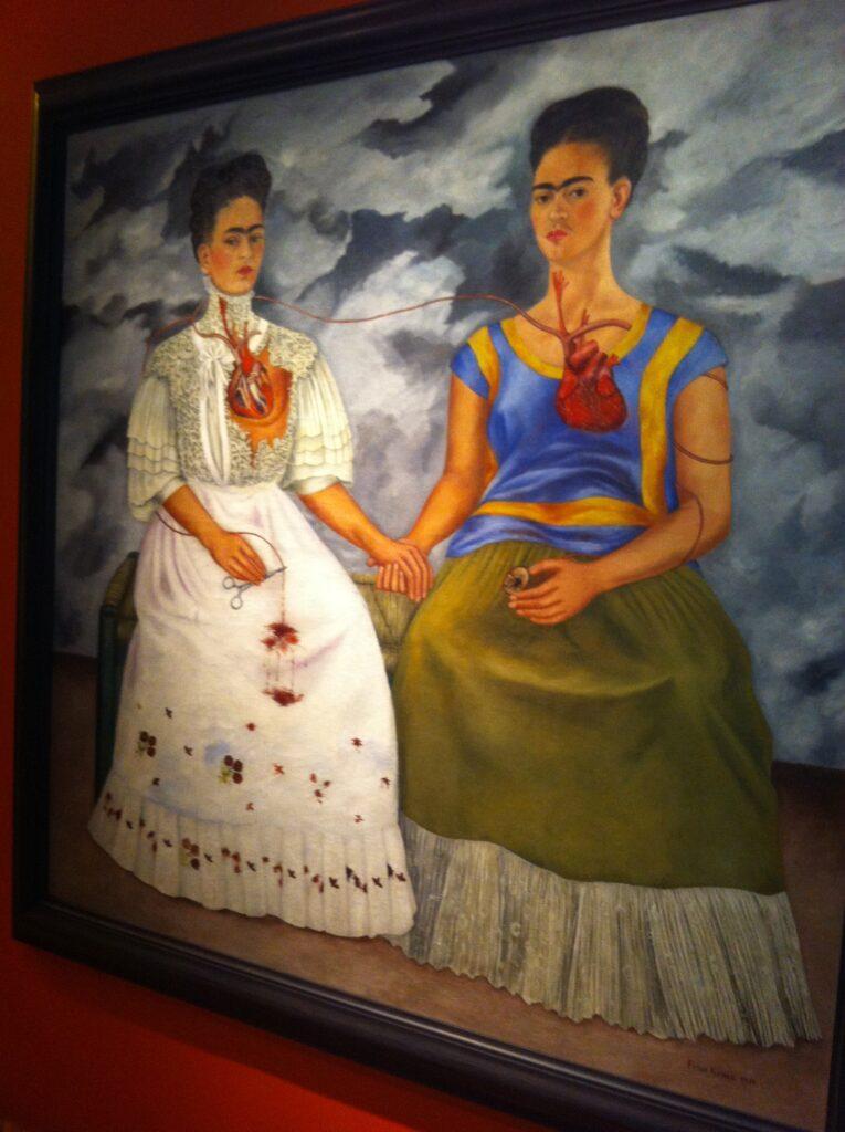 Quadro Las Dos Fridas