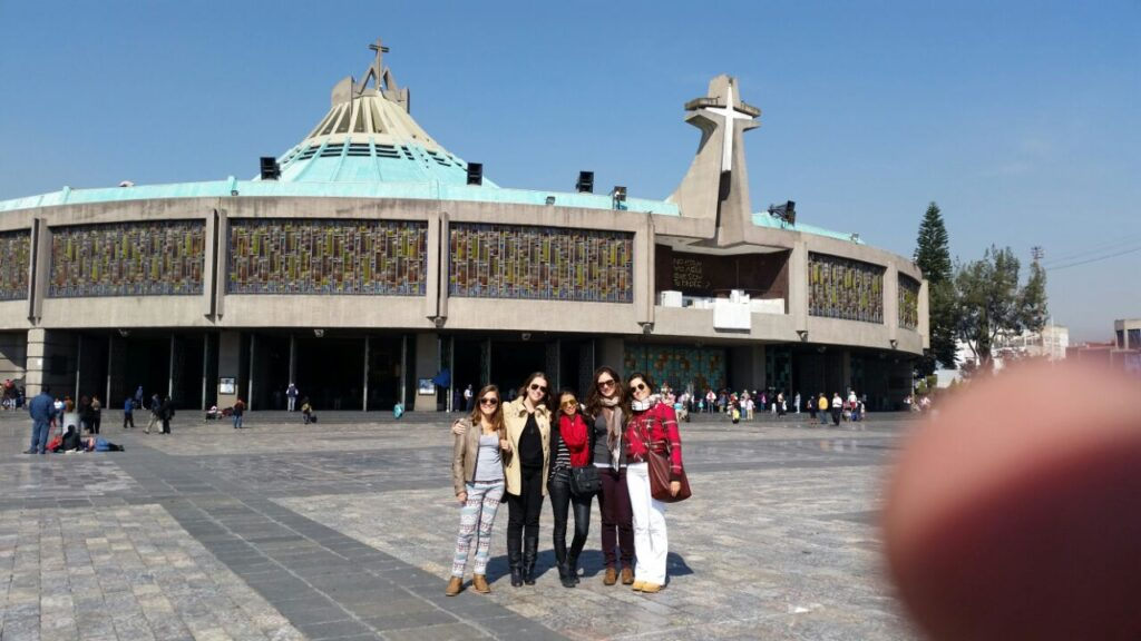 Catedral de Guadalupe - Cidade do México