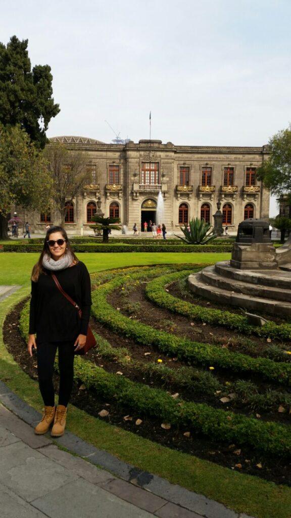Bosque de Chapultepec na Cidade do México