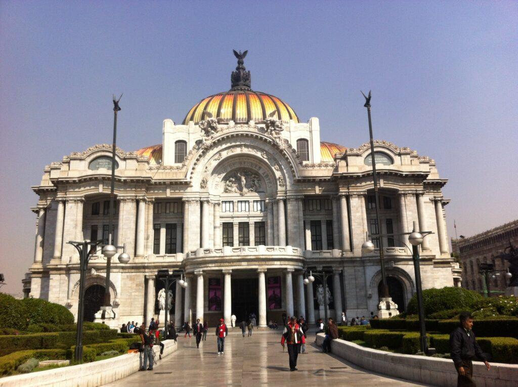 Palácio de Belas Artes - Cidade do México
