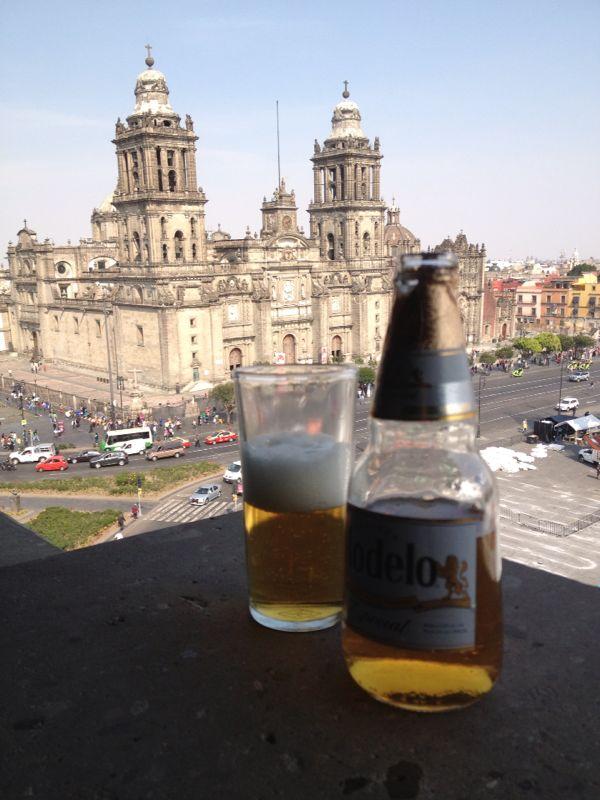 Terrazo Hotel Majestic - Cidade do México
